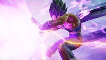 Vegeta vs. Gon JUMP Force3