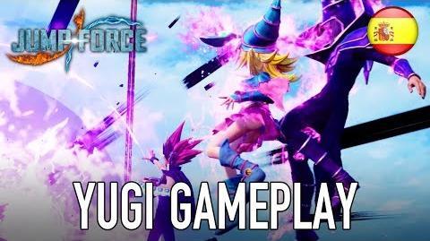 CuBaN VeRcEttI/Jump Force muestra las habilidades de combate de Yugi Muto