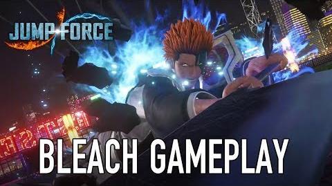 JUMP Force - PS4 XB1 PC - Bleach Gameplay