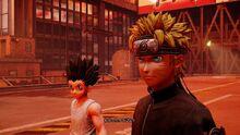 JF - Naruto and Gon 1537352739