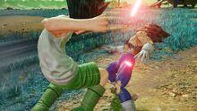 Vegeta vs. Gon JUMP Force