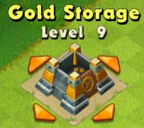 Gold Storage Lvl 9
