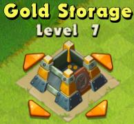 Gold Storage Lvl 7