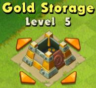 Gold Storage Lvl 5