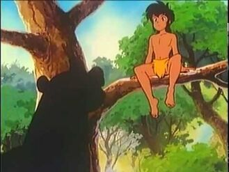 Mowgli and Bagheera Argue