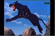 Bagheera (Jungle Book Shōnen Mowgli)