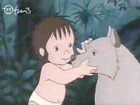 Luri and Baby Mowgli