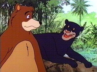 Baloo and Bagheera (Jetlag Productions)