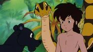 Bagheera warns Mowgli