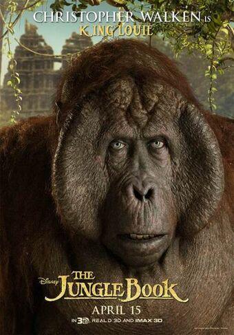King Louie 2016 Jungle Book Wiki Fandom