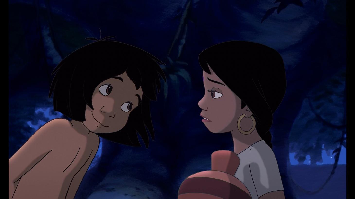 Image - Shanti has loves for Mowgli.jpg | Jungle Book Wiki ...