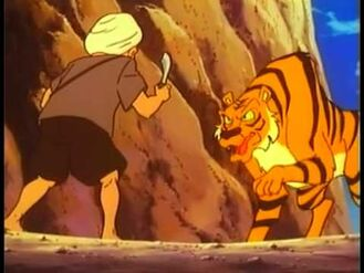 Rahhar vs. Shere Khan