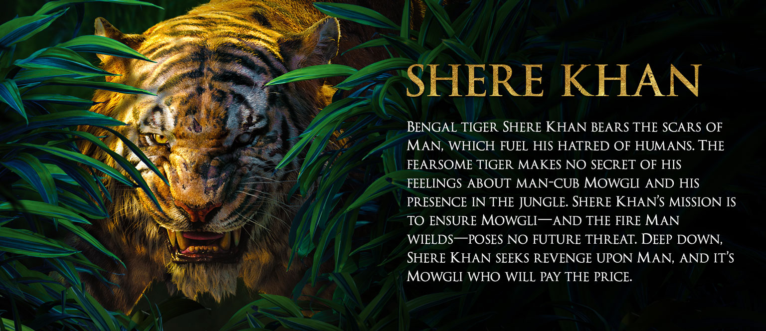 shere khan | jungle book wiki | fandom poweredwikia