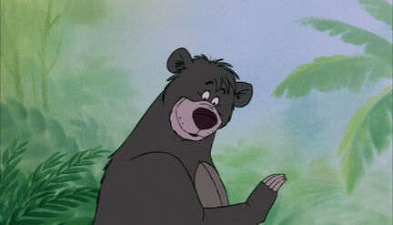Baloo The Bear 1967