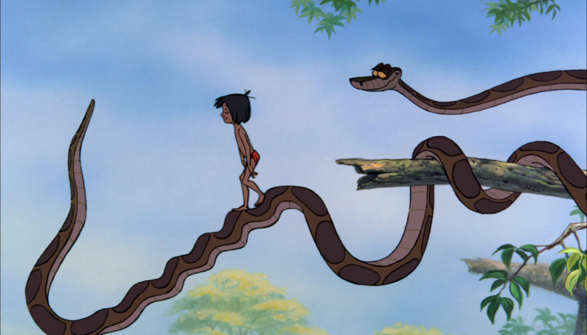 Mowgli The Jungle Book Song