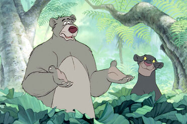 Baloo and Bagheera (Disney)