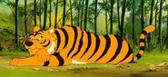 Shere Khan Thinking