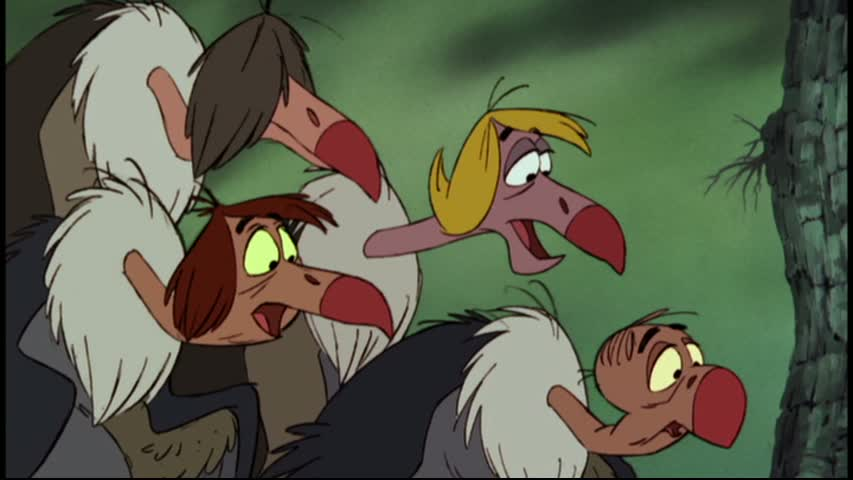 image buzzy dizzy flaps and ziggy the jungle book jpg jungle