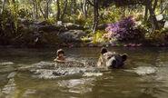 Baloo & Mowgli River