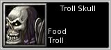 Troll Skull quick short