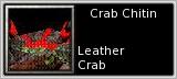 Crab Chitin quick short