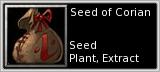 Corian seed quick short