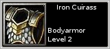 Iron Cuirass quick short