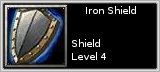 Iron Shield quick short