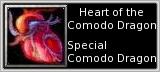 Comodo Heart Meat quick short