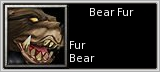 Bear Fur quick short
