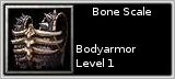 Bone Scale quick short