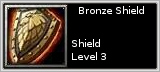 Bronze Shield quick short