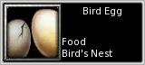 Bird Egg quick short