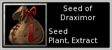 Draximor seed quick short