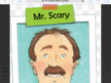Mr. Scary