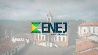 ENEJ 2018 Ouro Preto MG