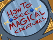 How To See Magical Creatures