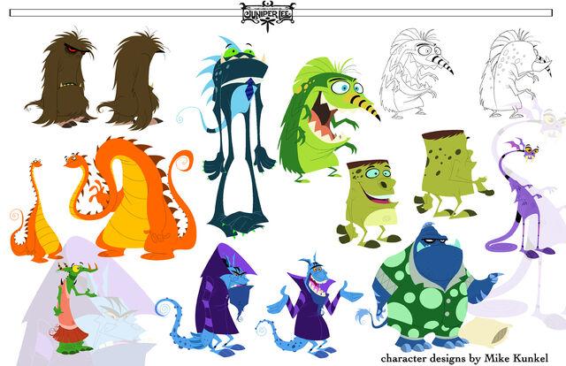 File:ANNIEAWARD monsters.jpg