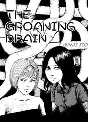 Groaning drain