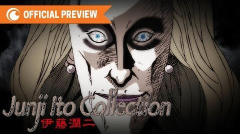 Junji Ito Collection - OFFICIAL TRAILER Crunchyroll