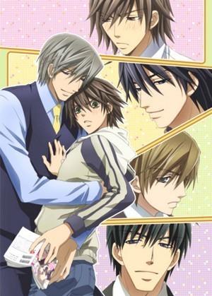 Junjō Romantica (Anime) | Wiki Junjou Romantica | FANDOM ...