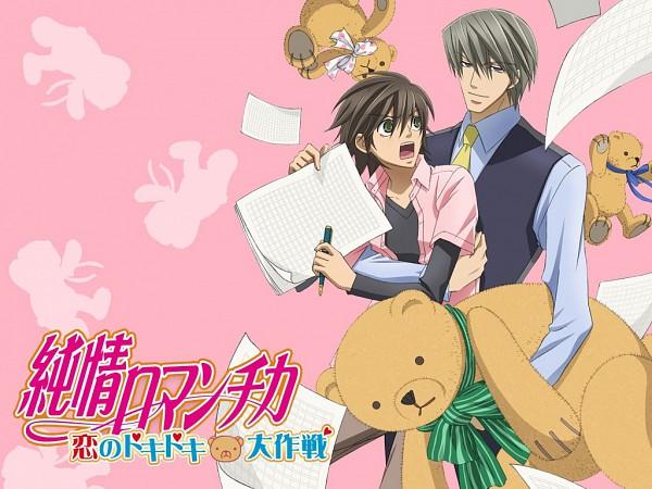 Junjou romantica season 2 episode 1