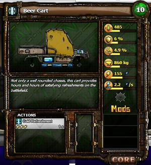 Beer Cart
