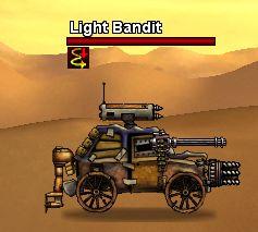 Light bandit