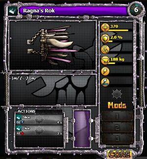 Ragna's Rok
