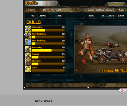 Play Junk Wars a free online game on Kongregate