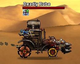 Deadly rube