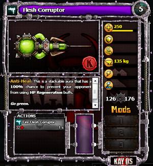 Flesh Corruptor