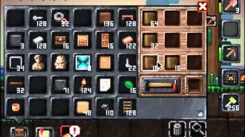 Junk Jack iPhone Gameplay