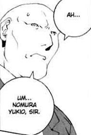 Nomura Yukio